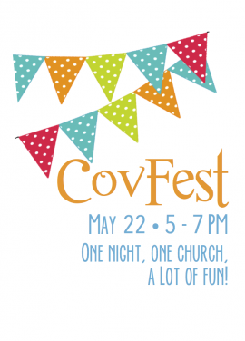 CovFest Save the Date