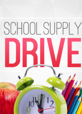 School Supply Drive - web