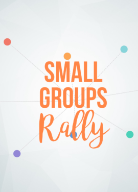 small groups rally web