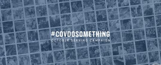 #CovDoSomething