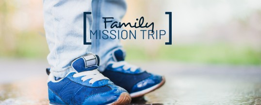 Family Mission Weekend