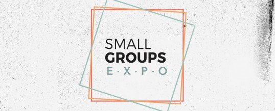 Small Groups Expo