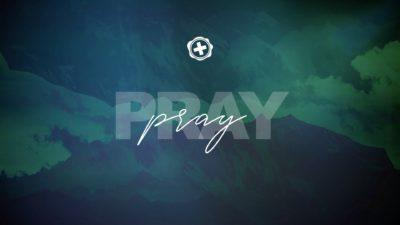 August - Pray