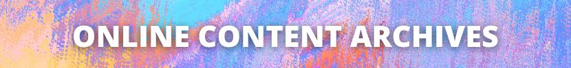 Online Content Archives
