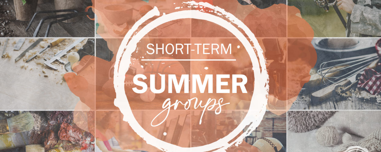 Summer Groups Graphic